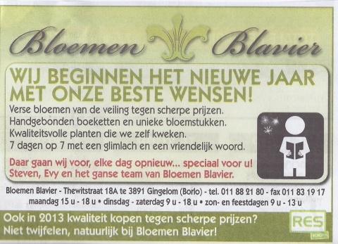 BloemenBlavier-weekspiegel-reclame-03012013